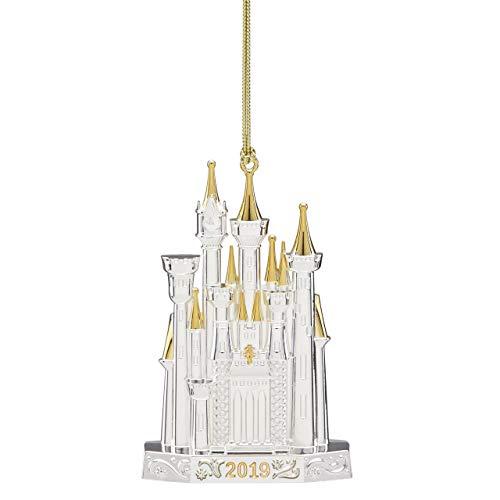 Lenox 884924 Disney 2019 Disney Castle Ornament