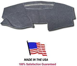PRC 2007-2011 Toyota Camry Dash Cover Carpet TO57 (Gray)