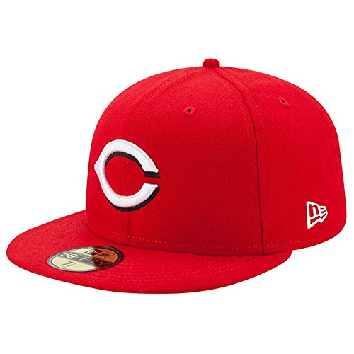 New Era Cap Co. Inc. Men's 70361070, Red, 6.875