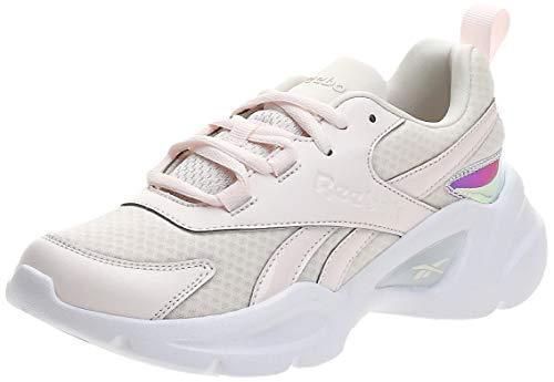 Reebok Royal EC Ride 4, Zapatillas de Running Mujer, GLAPNK/Blanco/Blanco, 40.5 EU