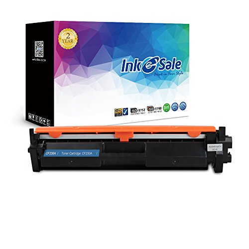 Ink E-Sale Replacement for CF280A 80A Black Toner Cartridge for use with Laserjet Laserjet Pro 400 M401 MFP M425 Series Printer, 4 Pack Black
