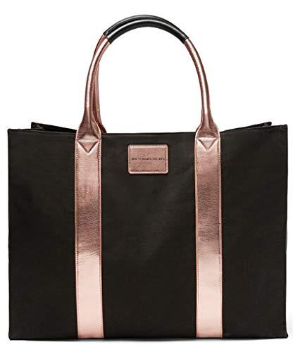 Victoria's Secret Limited Edition Tote Bag Black