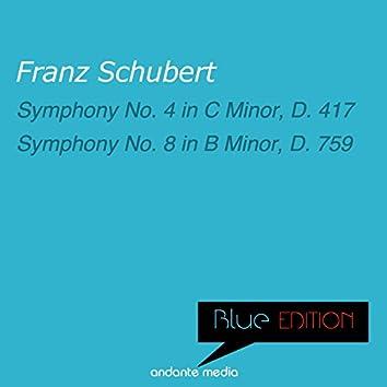 Blue Edition - Schubert: Symphonies Nos. 4 & 8