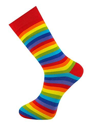 Mysocks Socken Regenbogen
