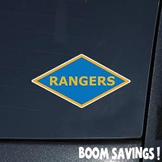 ranger diamond sticker