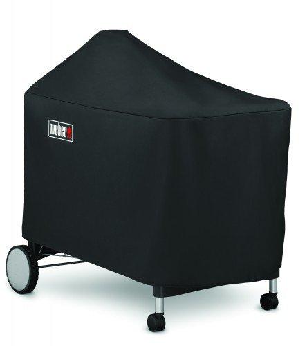 Weber Funda Deluxe para Barbacoa Performer Premium Negro