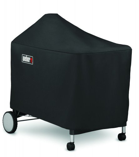 Weber Cover Deluxe for Barbecue Performer Premium Black