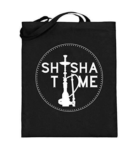 Chorchester Shisha Time - jute zak (met lange handvatten)