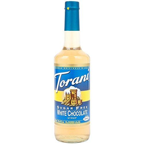 Torani Sugar Free White Chocolate Syrup