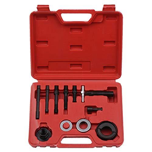 KKmoon 12 teiliges Lenkrad Riemenscheiben Abzieher und Installationskit Aus und Einbauwerkzeug für Buick Ford