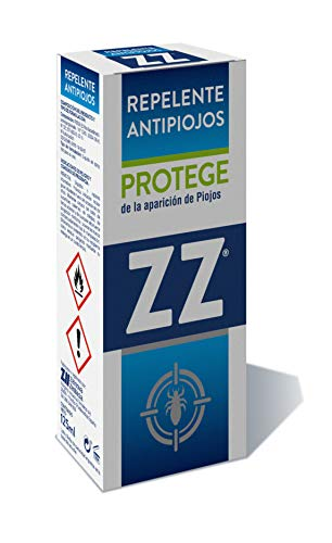 ZZ| Repelente Antipiojos| Elaborado a Base de IR3535| Proteg