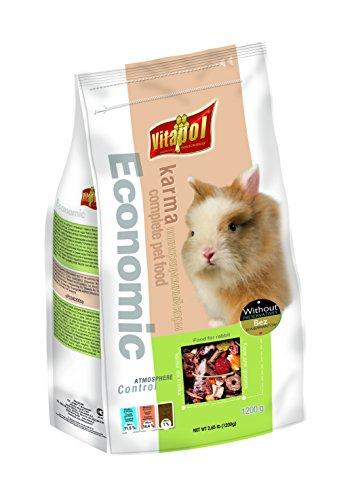 Vitapol Aliment économique pour lapins - 1,2 kg