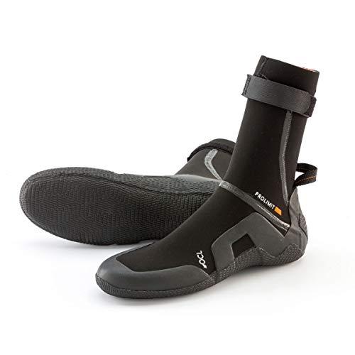 Prolimit Hydrogen Polar 6/5mm neopreen wetsuit laarzen schoenen - zwart - unisex - een serieus warme maar flexibele 6mm laars