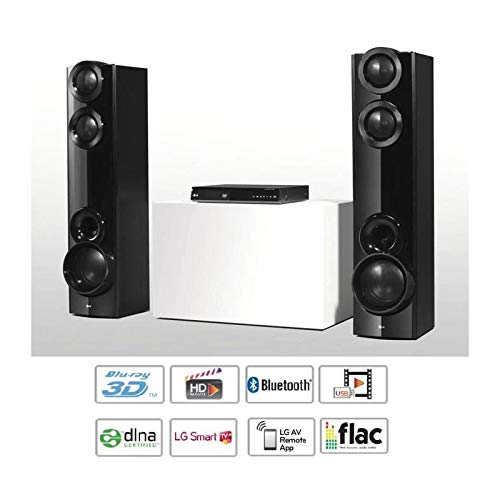 LG LHB675 Home Cinema 4.2 Blu-ray 3D, Smart TV, Full HD 1080p, 1000 W