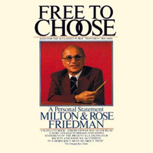 Bargain Audio Book - Free to Choose