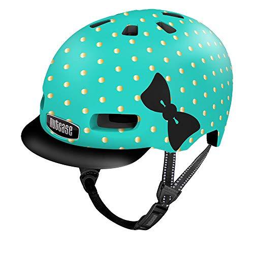 Nutcase Little Nutty-Sock Hop Helm, Unisex, Mehrfarbig, XS