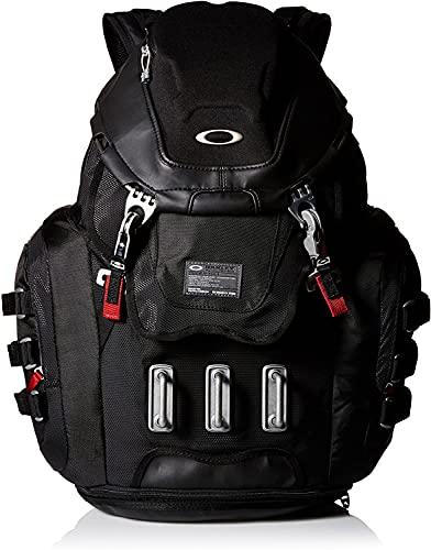 KOOMIBEAR Herren lässiger Sportrucksack, multifunktionaler Rucksack, stylischer hellschwarzer Rucksack