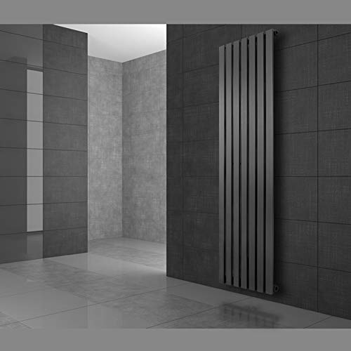 ECD Germany Radiador toallero baño   480 x 1600 mm
