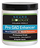 Best Enhancers - Pro GAD Enhancer (90 Capsules) by Neurobiologix Review