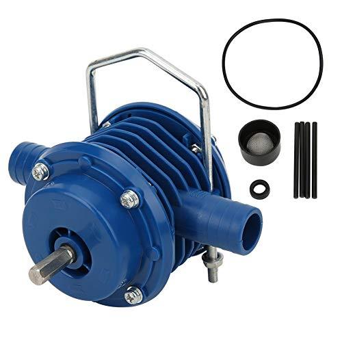 Mini draagbare zelfaanzuigende centrifugale waterpomp Huishoudelijke tuin Elektrische handboorpomp Waterpomp