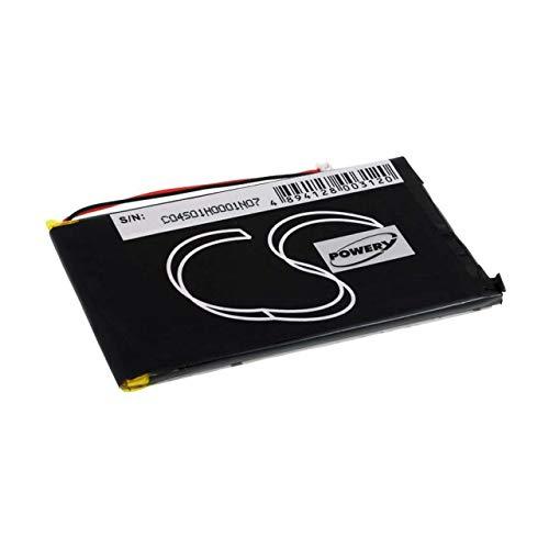 Akku für iRiver H340 MP3 Playmer, 3,7V, Li-Polymer