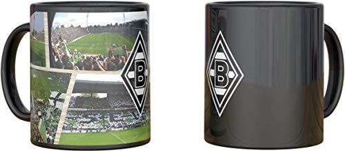 Borussia Mönchengladbach Magic Mug, Tasse, Becher Bökelberg