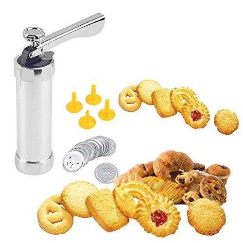 SEESEE.U Cookie Extruder Press Machine Biscuit Maker Cake Maker