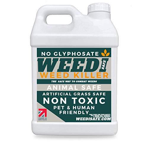 Organic Weedkiller - Pet Friendly - Glyphosate Free Formula - Non Toxic - Original (5 Litre)