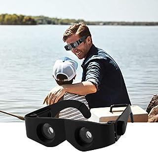 BXU-BG High Quality Portable Bril Stijl Magnifier Black Telescope Verrekijkers Gereedschap accessoire for Hengelsport Hiki...