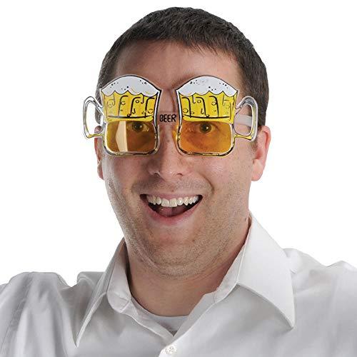 Beer Mug FanciFrames Party Accessory 1 count 1/Pkg