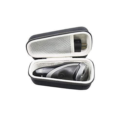 für Philips Shaver Series 3000 Elektrischer Trockenrasierer - S3510/06 S3110/06 PowerTouch Rasierer - PT727/16 PT860/16 PT919/16 PT739/18 PT727/16 Hart Reise Tasche Case Hülle Etui von LUYIBA