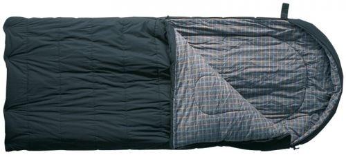 Rechthoekige slaapzak Black Down van Euro Trail Model 2015 ETSB0156