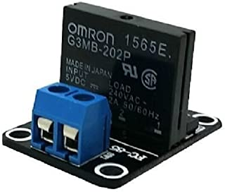 5V 1Channel OMRON SSR G3MB-202P Solid State Relay Module for Arduino
