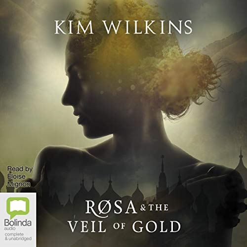 Rosa and the Veil of Gold cover art