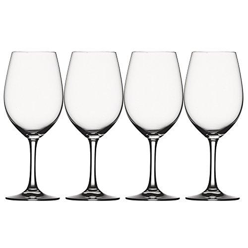Spiegelau & Nachtmann, 4-teiliges Bordeauxglas Set, Kristallglas, 456 ml, Festival, 4020277