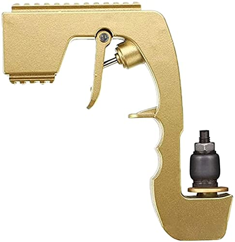 Bubble blaster champagne bubbly blaster champagne gun sprayer champagne gun shooter for Party Beer Dispenser (Rose gold)