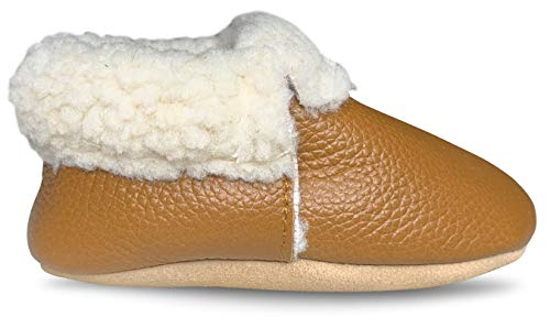 Lucky Love Baby Moccasins • Premium Leather •...