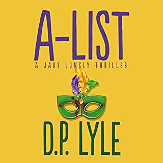 A-List audiobook cover art