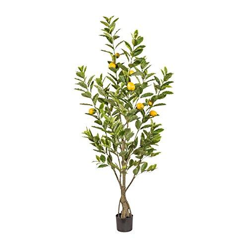Homefinity Künstlicher Zitronenbaum