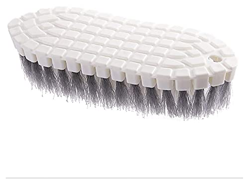 Limpieza Cepillo Limpieza Brocha 1 unids Suministros de limpieza suave flexible Bañera de cocina Bañera de baño Azulejos de baño Cepillo Ninguno muerto Esquina de limpieza Limpieza Cepillo Suministros