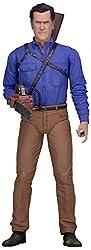 """Figura articolata di Ash Utimate di 18cm. Basate sulla serie di Starz TV """"Ash vs. Evil"""". Bambole e figure con accessori extra."""