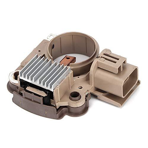 SANON El Regulador de Voltaje Im847 del Generador del Alternador Eléctrico del Coche de 12V Encaja para Mitsubishi IR