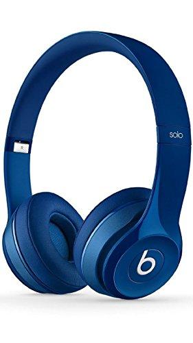 【国内正規品】Beats by Dr.Dre Solo2 密閉型オンイヤーヘッドホン ブルー MHBJ2PA/A