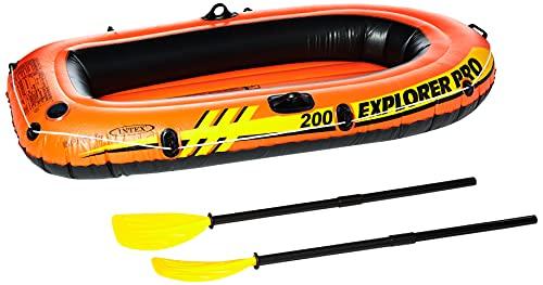 Intex Barco Explorer Insuflável