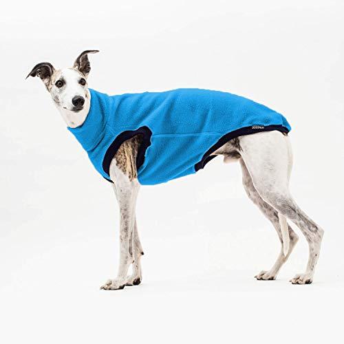 Dogsnug Fleece-Hundepullover für den Winter, wasserdicht, Sighthund, Lurcher Whippet, Italienischer Windhund