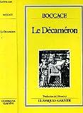 Décaméron - Classiques Garnier - 01/03/1994