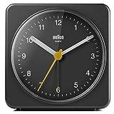 Braun BC03B Analog Travel Alarm Clock (Larger version)