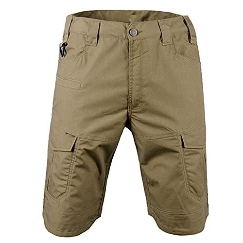 Men's Kinetic Tactical Shorts/Cargo Hiking Shorts