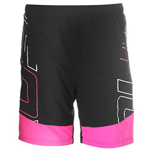 Muddyfox Women's Urban Cycling Shorts Black/Pink 8