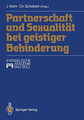 Partnerschaft und Sexualität bei geistiger Behinderung